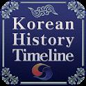 KOREA HISTORY TIMELINE icon