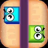 City Jump & Swap - Block Dash