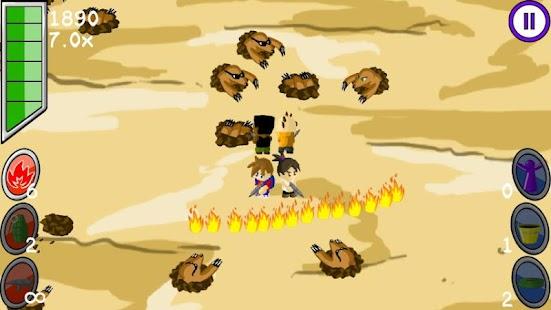 Mutant Mole Mayhem- screenshot thumbnail