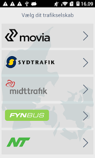 Flextrafik- screenshot thumbnail