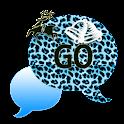 GO SMS THEME/LeopardXmas1 icon