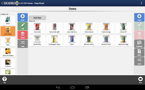 SIODROID Point of Sale (DEMO) screenshot 11