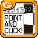 POINT AND CLICK! logo