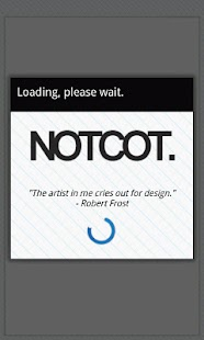 Notcot - screenshot thumbnail