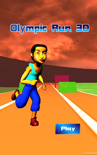 Olympic Run 3D