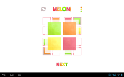 MELON!: A Color Puzzle Game- screenshot thumbnail