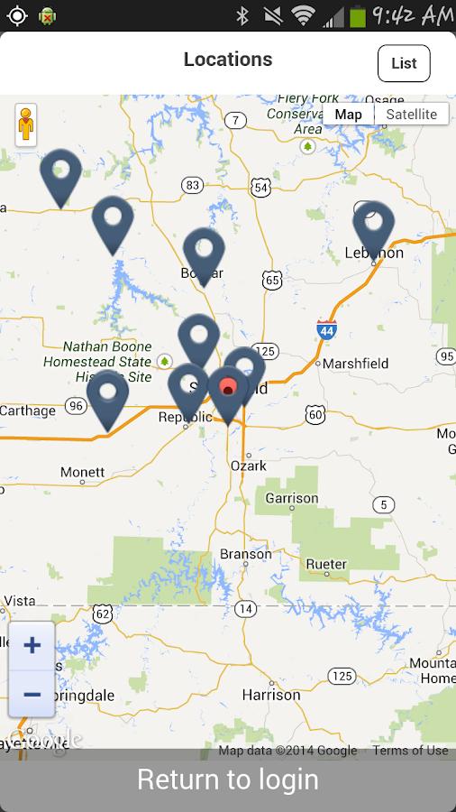 Mid-Missouri Bank - screenshot