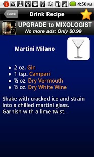 Mixology™ Drink Recipes - screenshot thumbnail