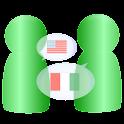Italian Phrasebook Translator logo