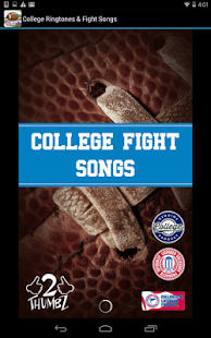 College Fightsongs & Ringtones