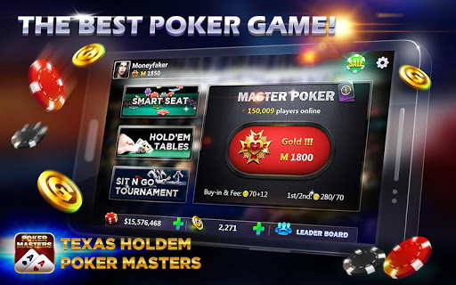 Texas Holdem:Poker Masters