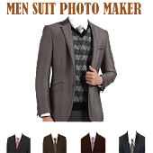Men Photo Suit Maker