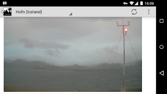 volcano cctv & webcams screenshot 2