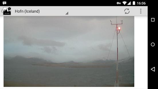 volcano cctv & webcams - náhled