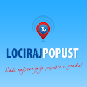 Lociraj Popust logo