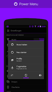 CM11/PA Theme - Purple- screenshot thumbnail