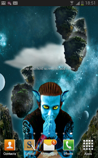 Avatar Live Wallpaper