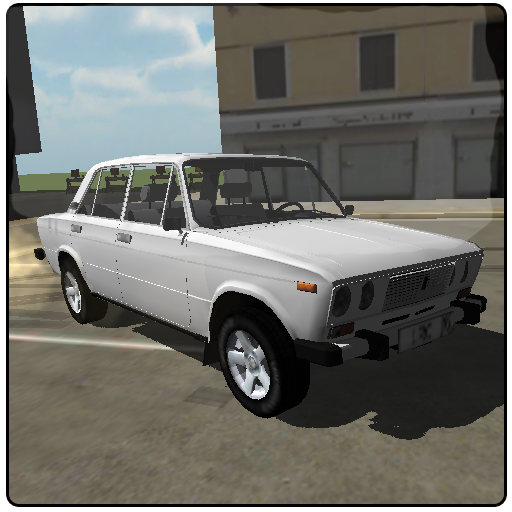 Lada Racing Simulator 2106 LOGO-APP點子