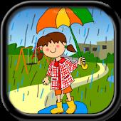 Que llueva que llueva Cancion