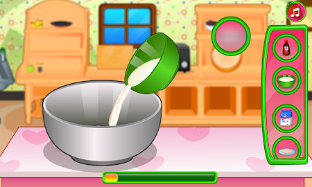 Cooking strawberry short cake 2.0.8 screenshot 714279