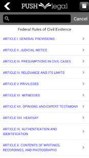 Statutes and Case Law Library- screenshot thumbnail