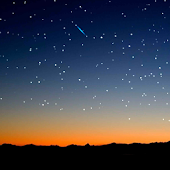 Shooting Stars Live Wallpaper