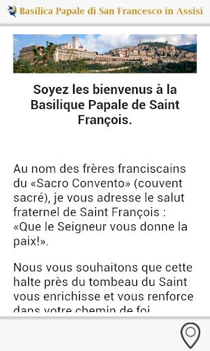 Guide Basilique Saint François