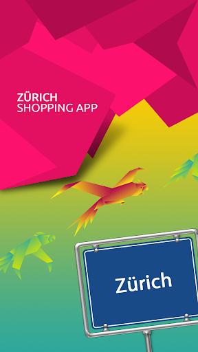 Zürich Shopping App