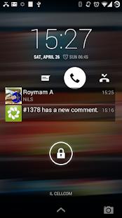 NiLS Lockscreen Notifications - screenshot thumbnail