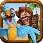 Beach Birds Bombs APK for Bluestacks