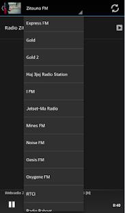 Radios Tunisie - náhled