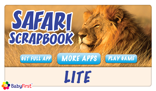 Safari Scrapbook Lite - screenshot thumbnail