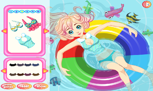 Game Swimming Pool Girl Apk For Windows Phone Android Games And Apps
