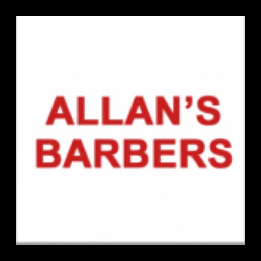 Allans Barbers 商業 App LOGO-APP試玩
