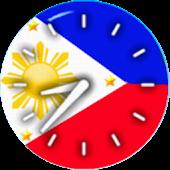 Pinoy Clock Widget free