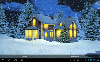 Screenshot of Snow HD Deluxe Edition