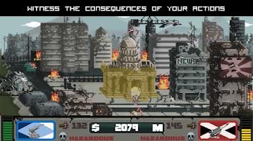 Screenshot of War Agent