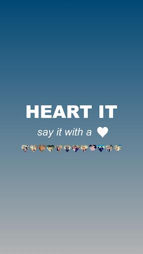 Heart your Selfie ♥