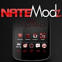 NateModz Red CM10 Theme logo