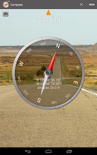 Boussole : Smart Compass - screenshot thumbnail