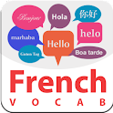 French Vocabulary: Work logo