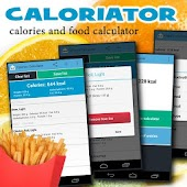 Caloriator calories calculator