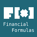 All financial formulas icon