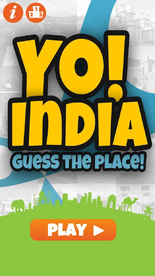 YO! India - Guess the place - screenshot