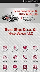 Super Shine Detail & Hand Wash- screenshot thumbnail