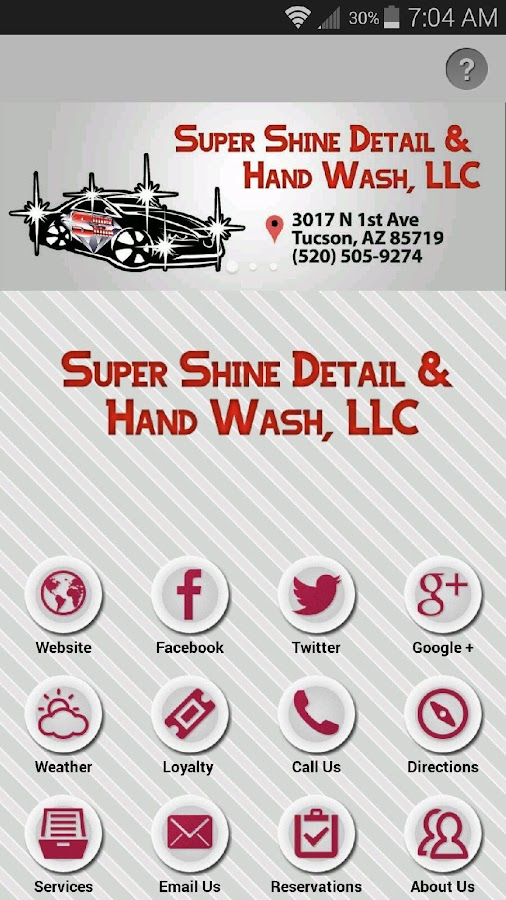 Super Shine Detail & Hand Wash- screenshot