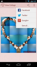 Heart Collage ♥ Body Shapes Screenshot 3
