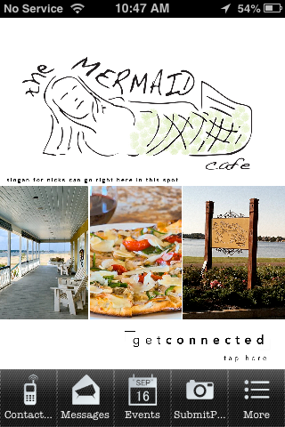 The Mermaid Cafe