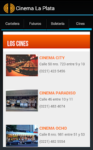 Cinema La Plata- screenshot thumbnail