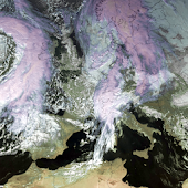 Meteo Europa Satellite
